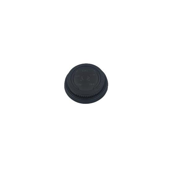 Couvercle traveler en plastique noir pour 374X, 374X2, 374K2, 374CRK et 374CRN