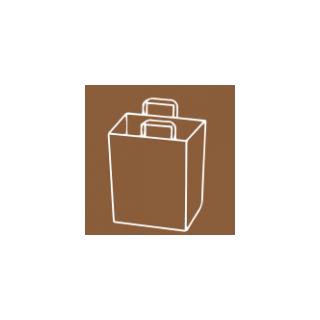 Sac kraft et emballages pour la vente à emporter - PKG Food