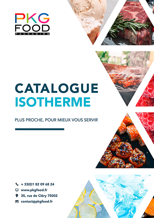 catalogue PKG FOOD sacs isothermes