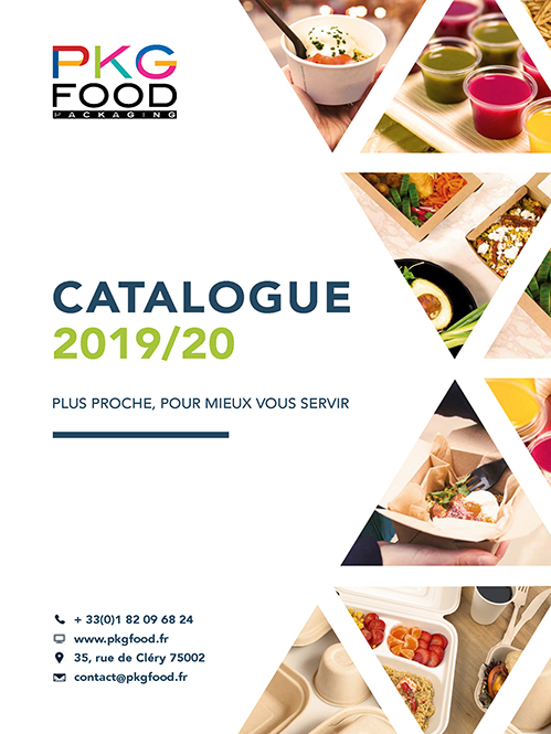 catalogue PKG FOOD 2019